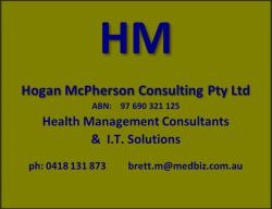 HMC - Brett McPherson